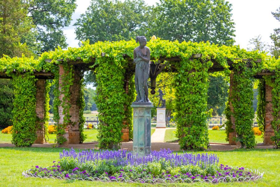 Venus im Pueckler Park Branitz