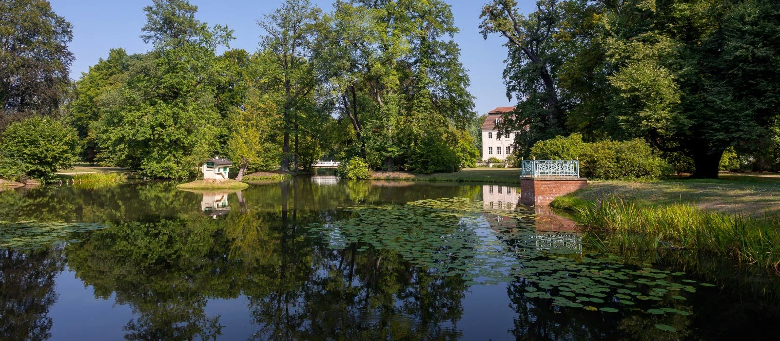 Park und Schloss Branitz
