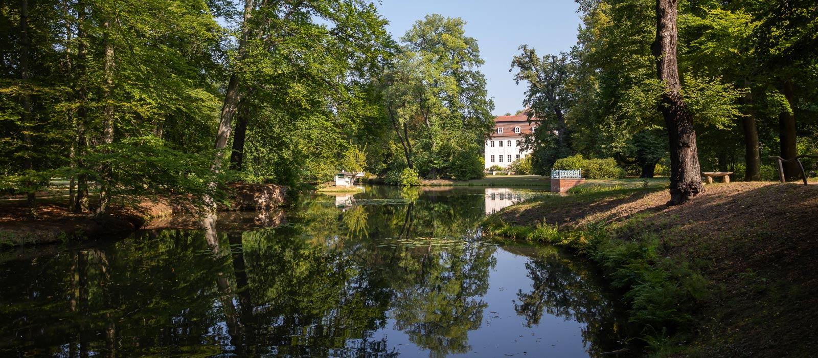 Ansicht Schloss Branitz