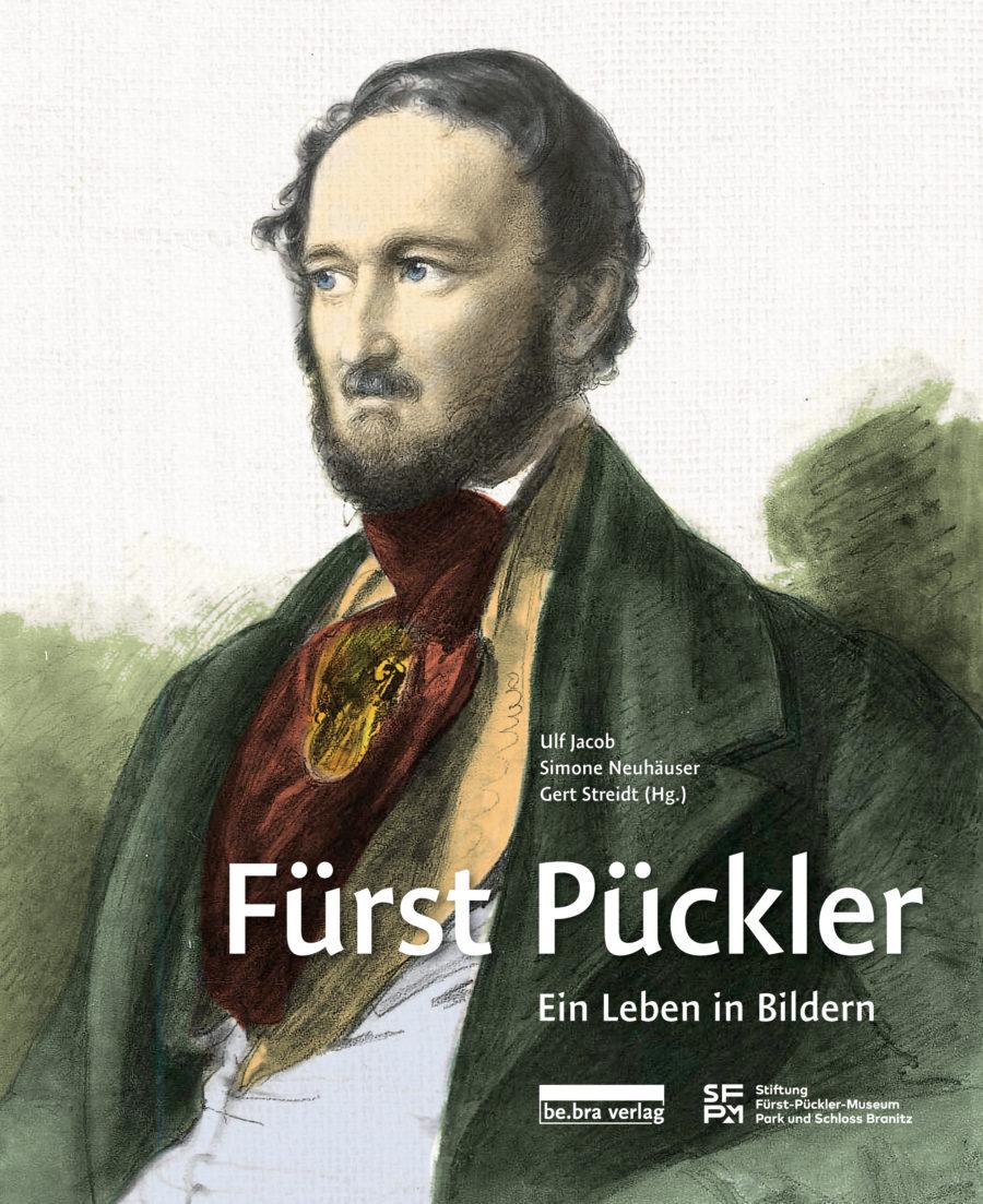 Titel Pückler Biografie 2019