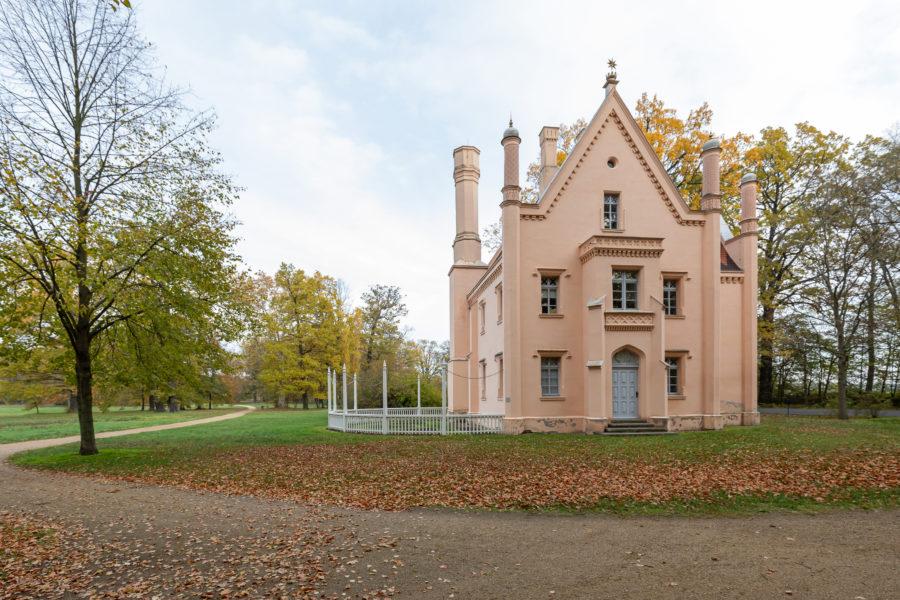 Parkschmiede, Foto: Andreas Franke