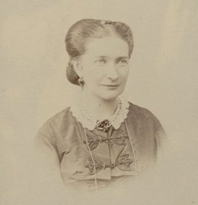 Ludmilla Assing Daguerreotypie