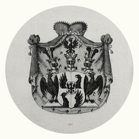 Vignette Wappen