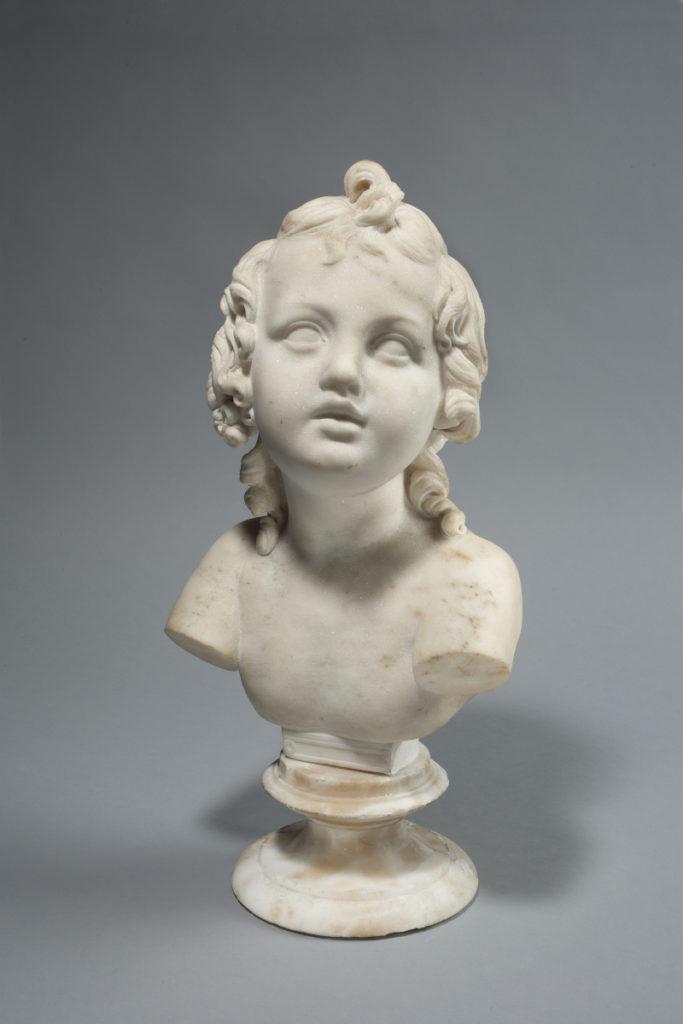 Cupido-Büste von Thorvaldsen