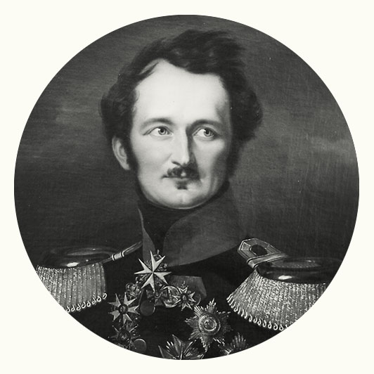 Hermann Prince of Pückler